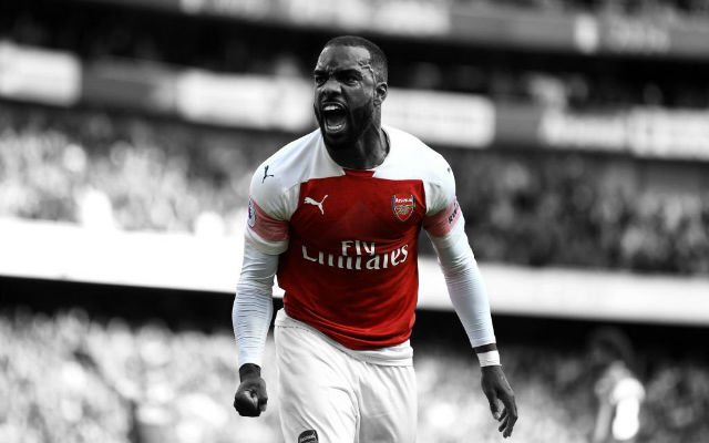 Lacazette Reveals What He Likes Most About London