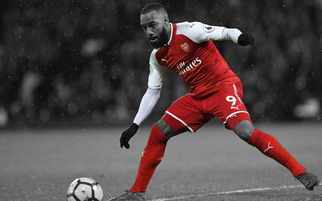Lacazette considers shock Arsenal exit this week after falling out of favour