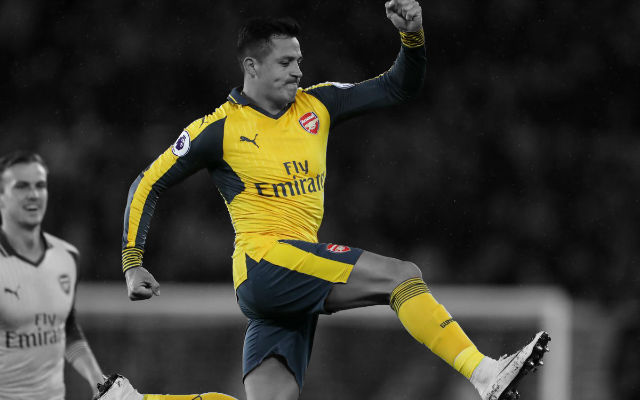 Chilean Newspaper Bizarrely Claims That Alexis Will Remain At Arsenal If He Plays Against Chelsea On Wednesday