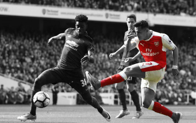 [Player Ratings] Arsenal 2-0 Manchester United – Welbeck And Xhaka Help Wenger Get One Over On Mourinho