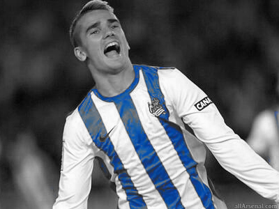 Arsenal make £18million bid for Antoine Griezmann – report