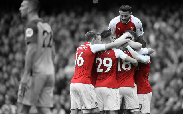 [Player Ratings] Arsenal 2-0 Brighton – Iwobi And Monreal Shine For Gunners