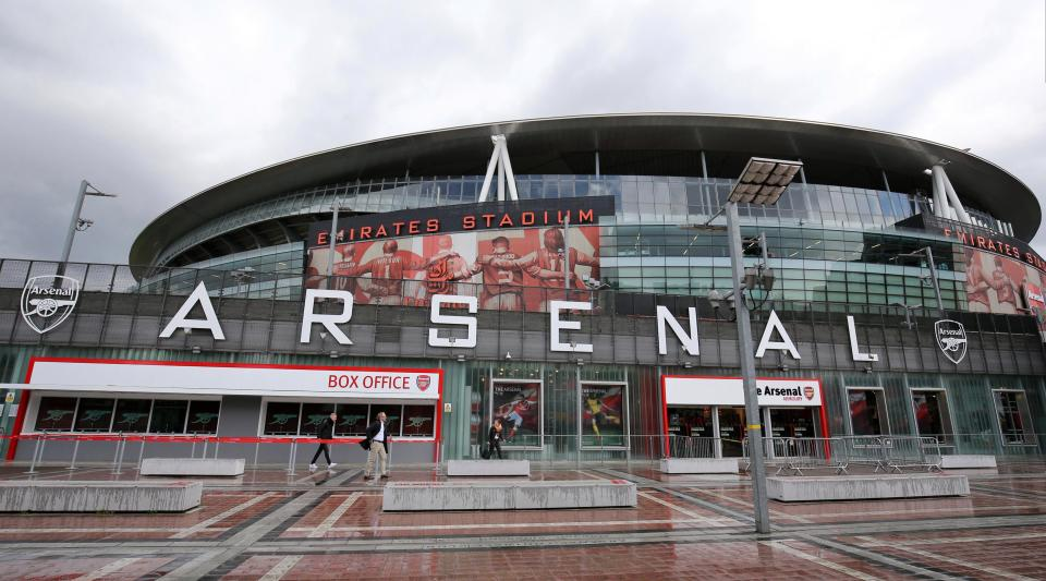 Arsenal Schedule 2020-21: Premier League Fixtures Released