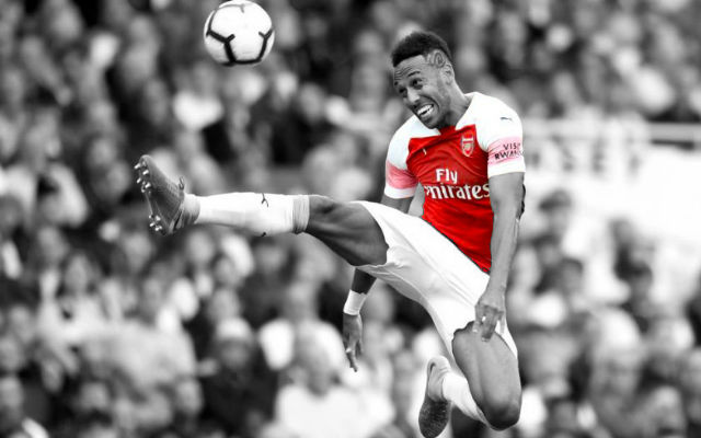 [Confirmed Lineups] Arsenal v Leicester – Aubameyang Dropped For Gunners