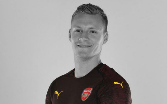 Arsenal Announce Which Shirt Number Bernd Leno Will Wear