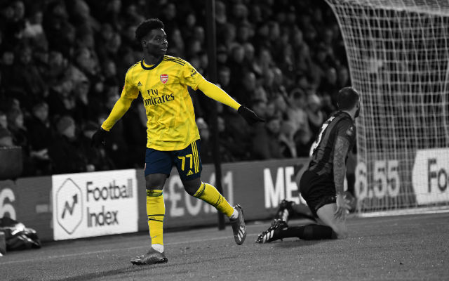 Arsenal Man: Bukayo Saka Is The Best Young Player In The League