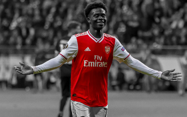 Arsenal Hero Saka: It Was A Beautiful Night For Me