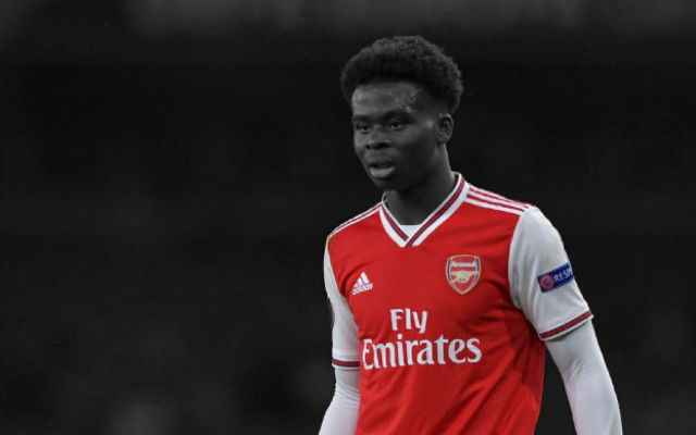 [Team news] Arsenal line up vs West Ham – Martinelli starts and Saka fit