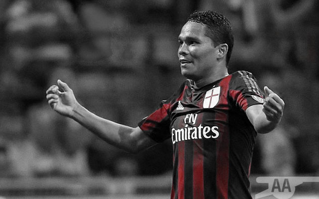 Arsenal Open Talks With Bacca Over January Move
