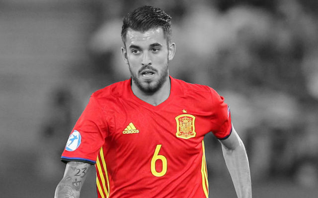 Dani Ceballos' one word response to 'bust up' with Arsenal teammate
