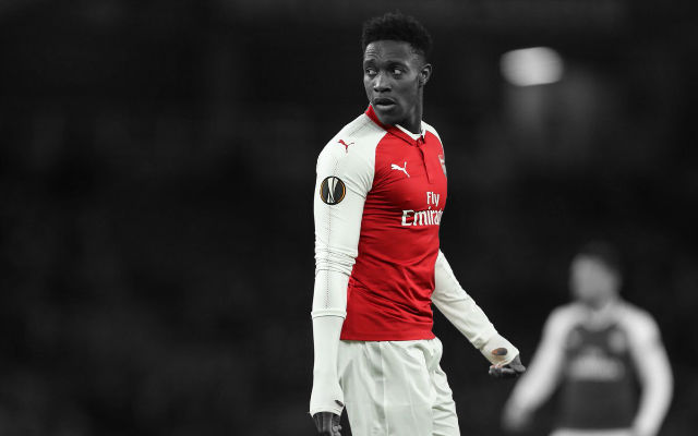 Reports: Everton Keen On Signing Arsenal's Danny Welbeck