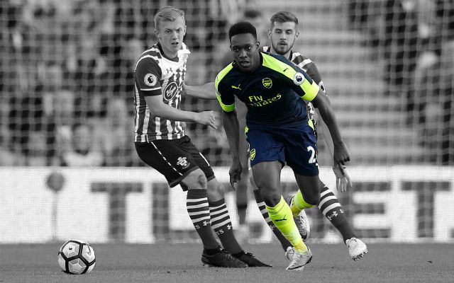 Wenger Explains Why Danny Welbeck Was Subbed Off On Thursday