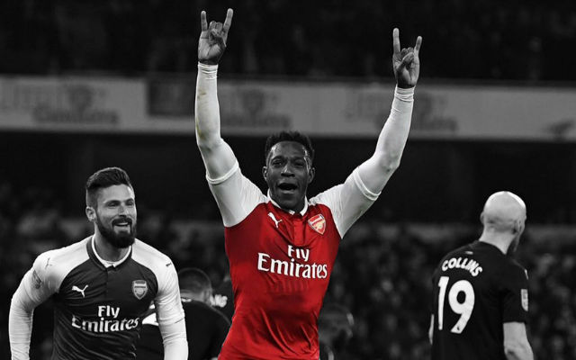 Welbeck Included In Arsenal's Europa League Final Squad