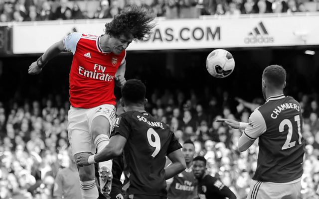 [Player Ratings] Arsenal 1-0 AFC Bournemouth – Luiz Impresses With First Gunners Goal