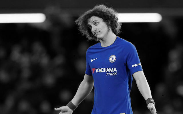 l'Equipe: David Luiz Stops Training To Force Arsenal Move