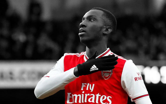 Nketiah: I Always Trusted Arteta Would Play Me If I Worked Hard