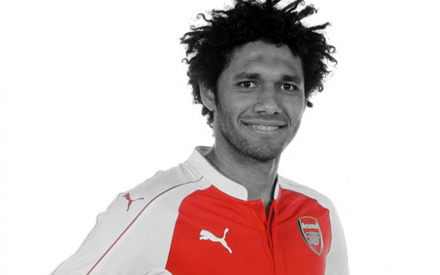 Official: Midfielder deal finalized and pictured in Arsenal colours