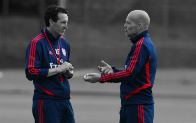Emery Praises New Right-Hand Man Freddie Ljungberg