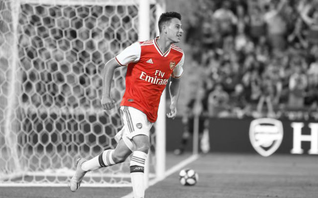 "Former Coach Says Arsenal's Gabriel Martinelli ""Will Play In World Cups"""