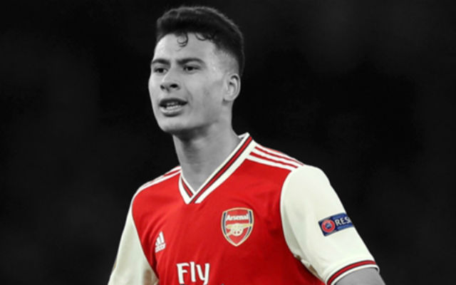 Pires Insists Gabriel Martinelli Will Be At Arsenal For 'Years To Come'