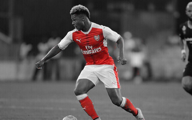 Gnabry: Arsenal Really Wanted To Keep Me