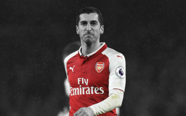 Wenger Reveals Whether Mkhitaryan Will Be Fit For Europa League Semis