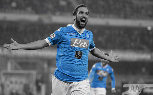 Juventus win race to sign Arsenal target Gonzalo Higuain
