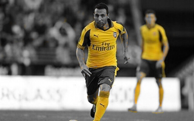 Wenger Sets Return Date For Santi Cazorla