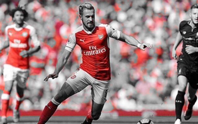 Ramsey Reveals Who Is Arsenal's 'Teacher's Pet'
