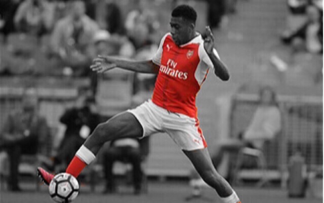 We Took Our Foot Off The Gas, Admits Iwobi