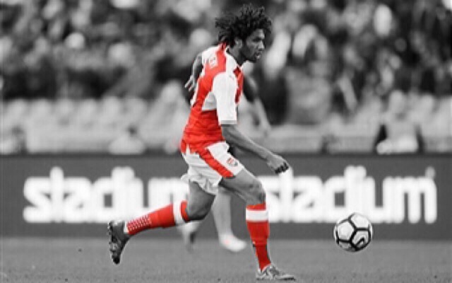 Elneny: I'm Staying At Arsenal This Season