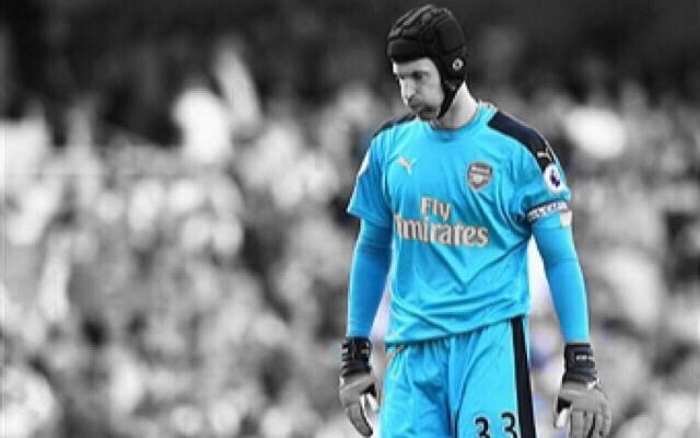 Cech Blasts Arsenal Teammates For First-Half Performance