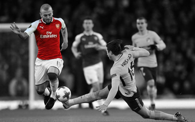 Wilshere: We Will Have Chances In Madrid Next Week