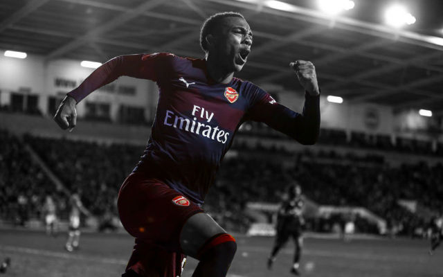 Official: Joe Willock Sings New Long-Term Arsenal Deal