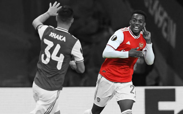 [Player Ratings] Frankfurt 0-3 Arsenal – Saka & Willock Stand Out For Gunners