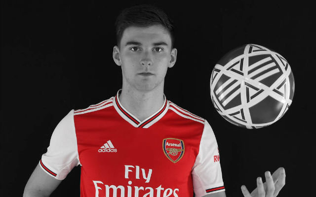 Official: Arsenal Sign Scottish International Kieran Tierney From Celtic