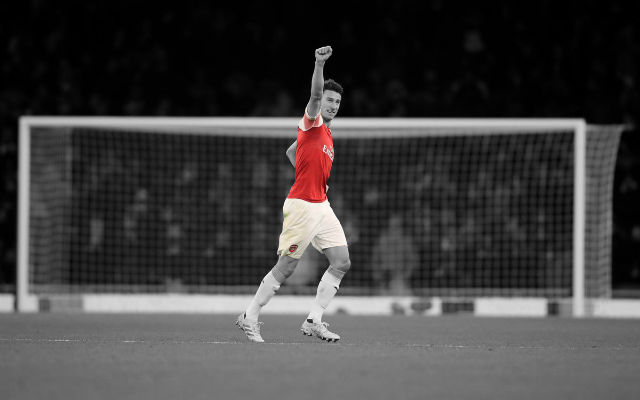 [Team News] Spurs v Arsenal – Boost As Koscielny Returns To Full Training Ahead Of North London Derby