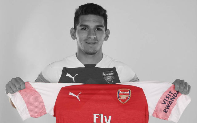 Revealed: Which Shirt Number Will Lucas Torreira Wear At Arsenal
