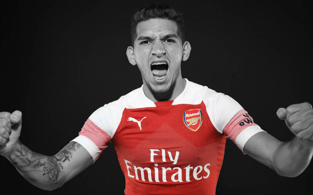 Official: Arsenal Complete Signing Of Lucas Torreira