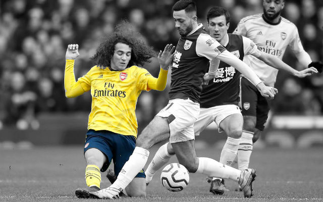 Report: Gunners To Open Contract Talks With Matteo Guendouzi