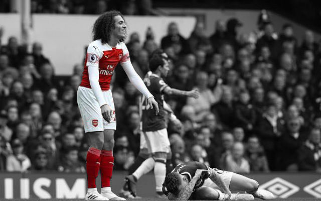Arsenal Legend: Matteo Guendouzi Is A Warrior