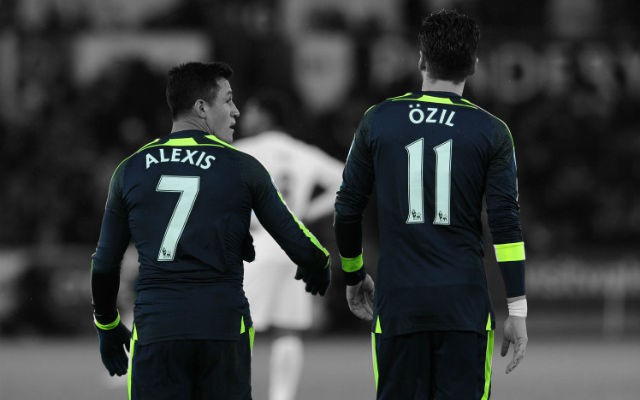 Wenger Claims Ozil & Sanchez Would Only Want To Play In The Premier League