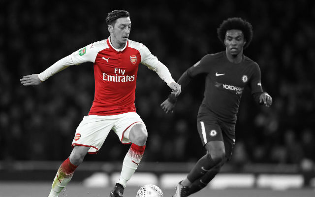 [Team News] Arsenal v Brighton – Mesut Ozil Admits Team Baffled By League Form