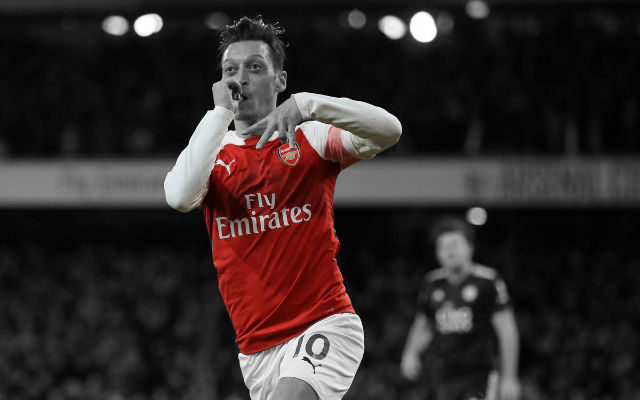 Ozil Starts In Derby Despite Emery's Comments – Arsenal v Tottenham Hotspur  Posted by Daniel Jenkins