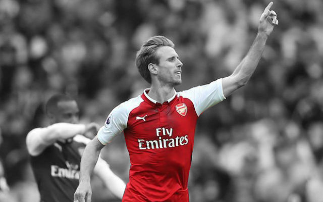Reports: Arsenal Extend Nacho Monreal's Contract To 2020