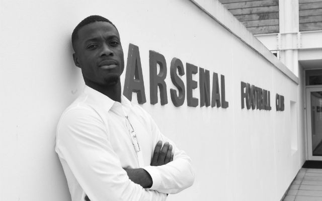 Nicolas Pepe Reveals Why He Chose To Join Arsenal