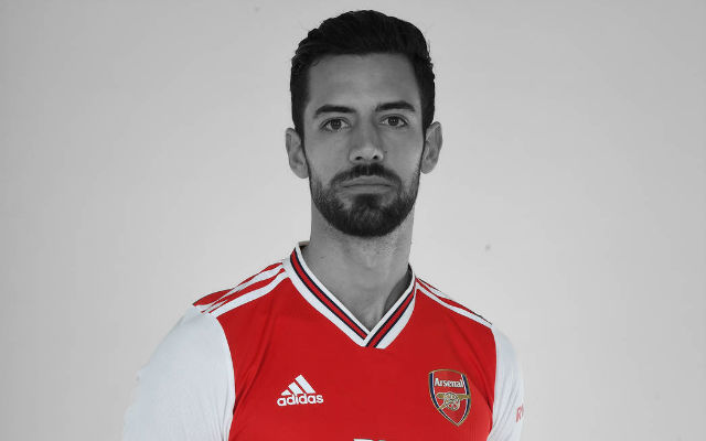 "Arsenal Man Praises Pablo Mari's ""Amazing"" Debut At Portsmouth"