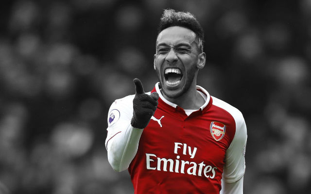 Aubameyang Reveals The Real Reason He Joined Arsenal