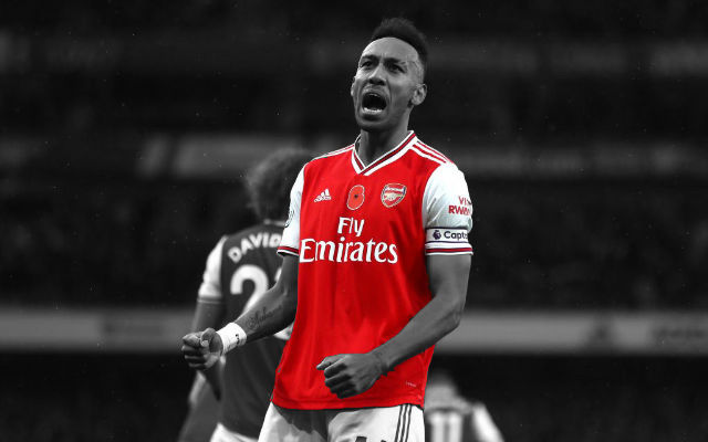 Report: Aubameyang Cancels Arsenal Contract Extension Talks