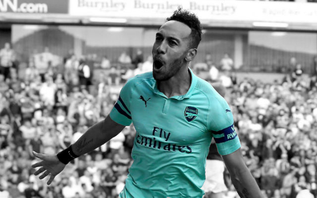 Aubameyang Reveals What He Told Teammates Ahead Of Golden Boot Showdown